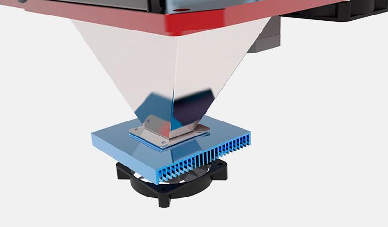 УФ-источник света 3D принтера Anycubic Photon для засветки моделей