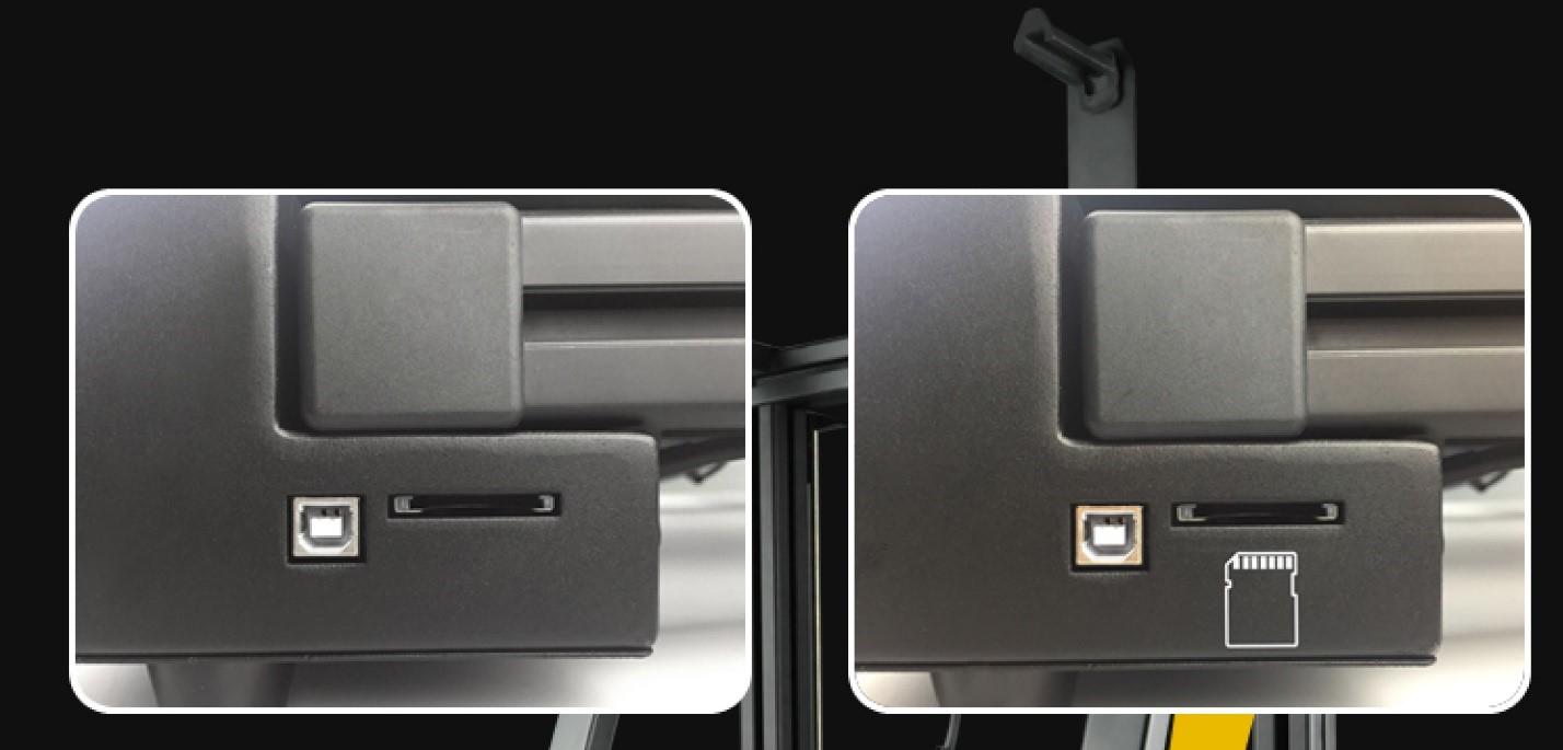 Слот для SD-карты 3D-принтера