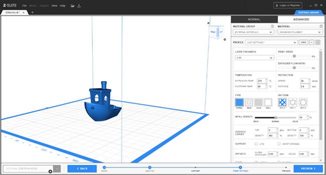 Обзор 3D принтера Zortrax M200