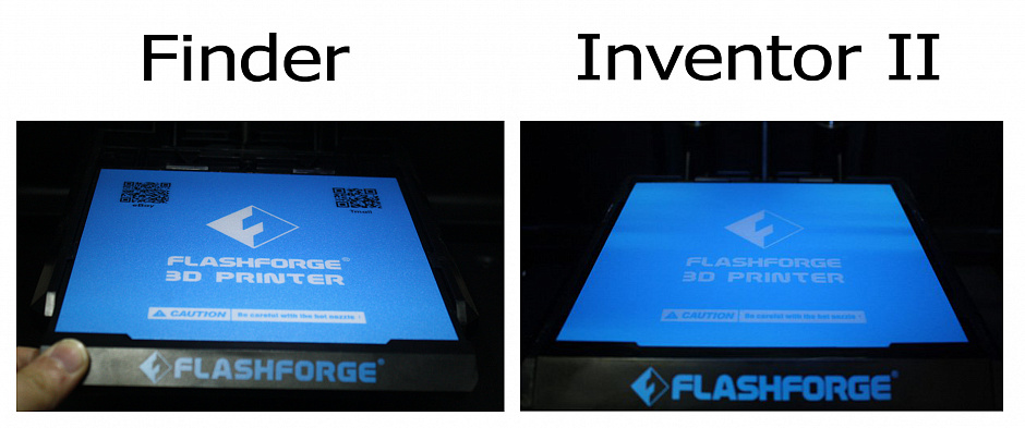 Обзор Flashforge Finder vs Flashforge Inventor II