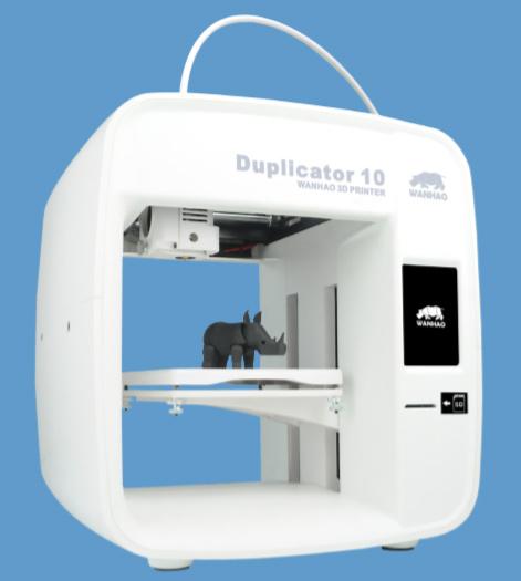 Обзор на 3D принтер Wanhao Duplicator 10 - профессиональные обзоры ... 5cb0c541aaa0e
