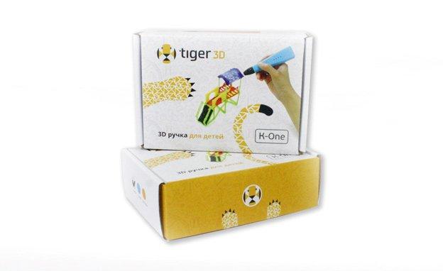 Обзор новой бюджетной 3D ручки Tiger3D K-One