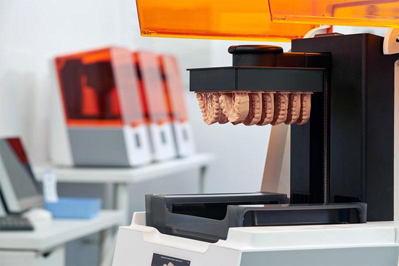Применение 3D-принтера в стоматологии - области применения 3D принтеров,  полезные материалы от интернет-магазина «Цветной Мир» в Москве