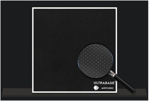 Запатентованная поверхность стола для печати - Anycubic ultrabase