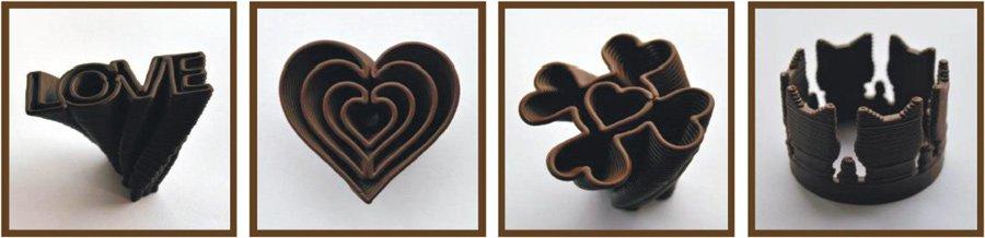 3D печать шоколадом: применение принтера Choc Creator V2.0 Plus