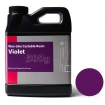 Фотополимер Phrozen Wax-like Castable Violet, фиолетовый (0,5 кг)