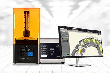 3D принтеры для стоматологии