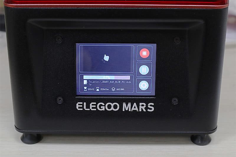 Обзор 3D принтера Elegoo Mars